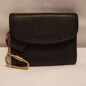 ⚘Vintage Coach Multifunction Wallet #7219